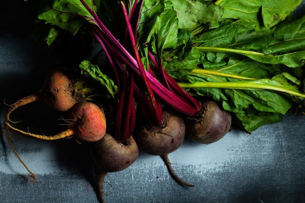 selection of beets